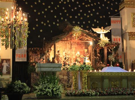 christmas decor church 09 6 candon city s weblog