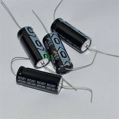 capacitor type audio 5pc 450v 33uf 105c new copper leads axial electrolytic capacitor audio s ebay