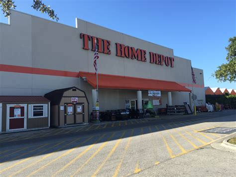 park blvd 68th st home depot park blvd pinellas park fl