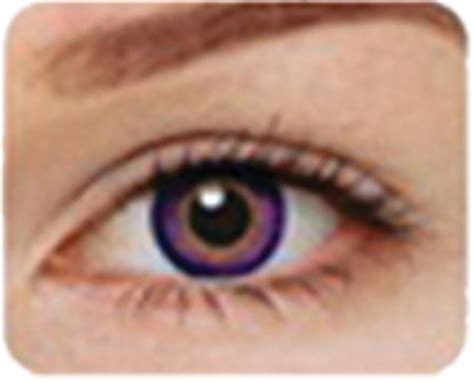 impression colored contact lenses