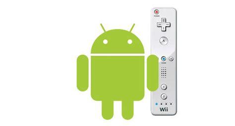 wiimote android configurando el wiimote para jugar en android