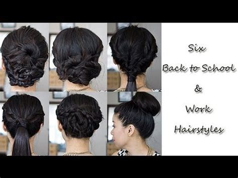 back to school updo hairstyles 55 best back to school hair images on pinterest school