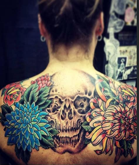salvation tattoo gallery oceanside ny my back piece done by josh autrey salvation tattoo
