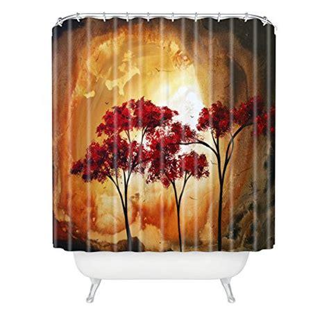 94 inch shower curtain deny designs madart inc empty nest 2 extra long shower