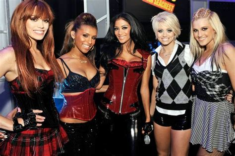 The Pussycat Dolls Want You In Their by Scherzinger Reveals The Luxuries She Couldn T Give