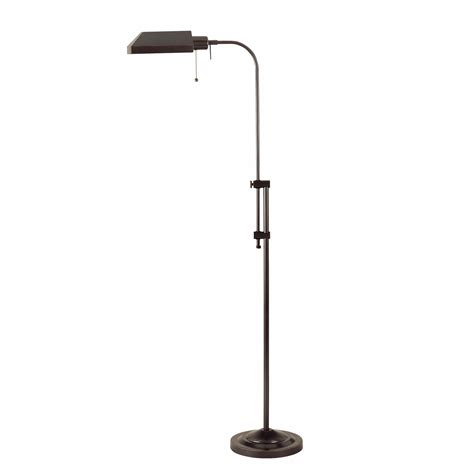 Cal Lighting Pharmacy Floor L In Bronze L