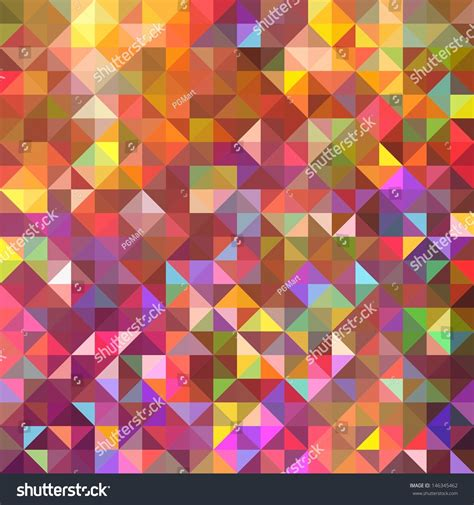 geometric pattern website seamless geometric pattern triangles can be stock vector
