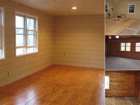 Plywood Hardwood Floors by Someday Crafts Plywood Wood Floor