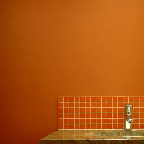 orange backsplash tile orange kitchen tiles