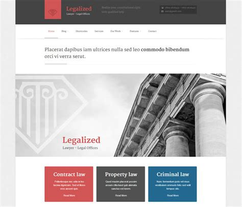 themeskingdom legalized top 10 wordpress themes for law firms creative beacon