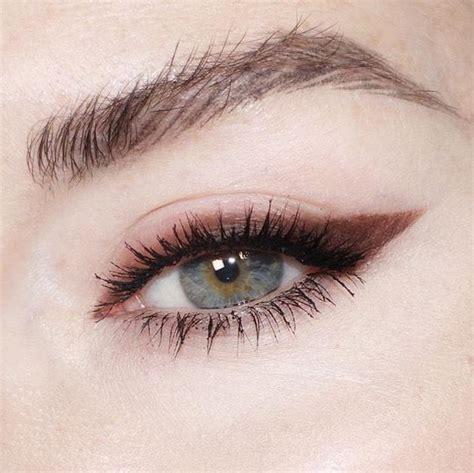 tattoo eyeliner wing best 25 eyeliner brown eyes ideas on pinterest brown