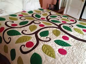 tree applique quilt 171 paley s