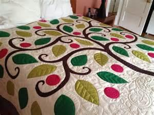 Applique Quilts Tree Applique Quilt 171 Paley S
