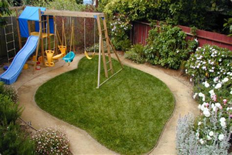 small backyard kid friendly five kid friendly yard landscaping tips sonoran oasis