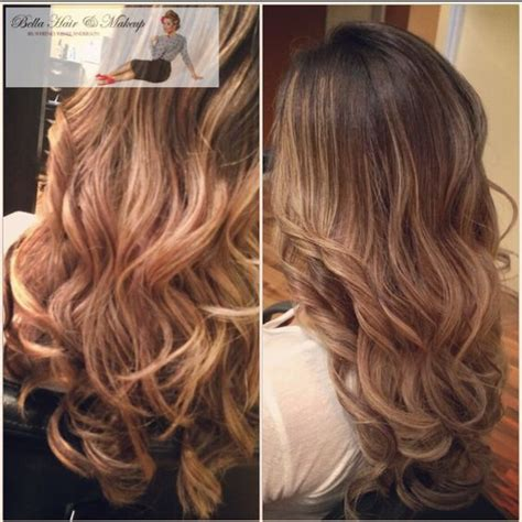 hair clients ombre pictures today s 5 hour corrective color before picture is of a