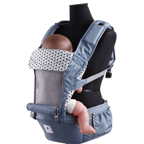 Baby Hipseat I Baby pognae no5 baby hipseat carrier blue babyonline