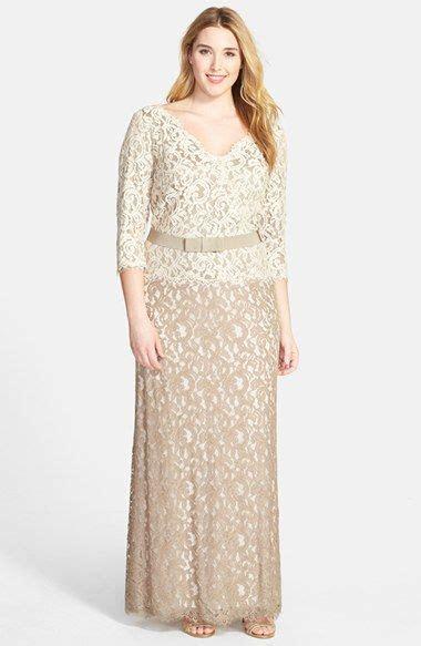 Tadashi Taupe Satin V Neck Shutter Dress by Mothers Lace And Tadashi Shoji On