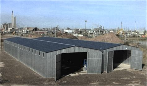Sectional Steel Buildings Tp Structures Ltd