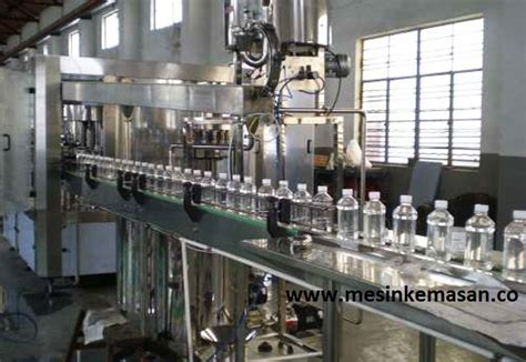 layout pabrik air minum dalam kemasan paket pabrik air minum dalam kemasan amdk 2 000liter jam