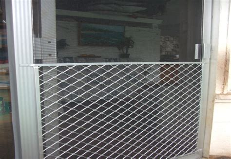 Patio Door Guard Island Wide Screens Sliding Screen Doors