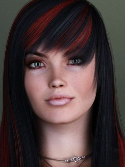 black hair with redish highlights 2014 9 best images about cool hair ideas on pinterest teal