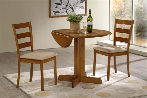 drop leaf kitchen table set 3 dining set 36 quot drop leaf table with two chairs all light oak finish lavorist