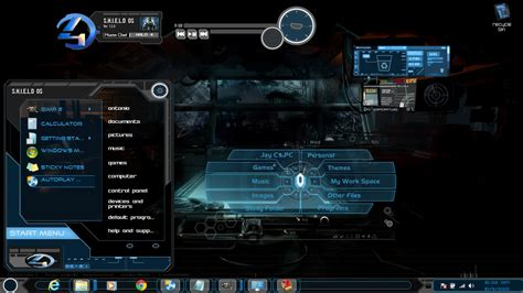 themes for windows 7 new year windows 7 themes black xux by newthemes on deviantart