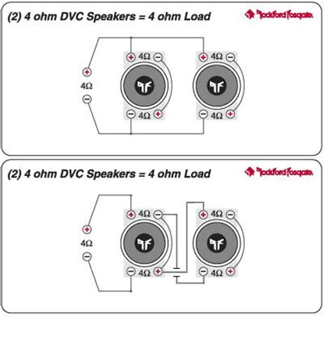 4 ohm to 2 diagram 4 free engine image for user manual