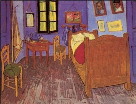 the bedroom of arles bedroom in arles 1888 art print buy at europosters