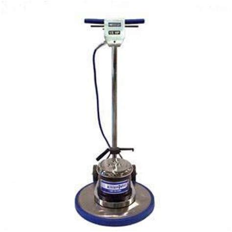 17 inch dual speed floor buffer by trusted clean