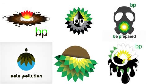 gulf oil logo examining the aesthetic response to the bp oil spill
