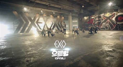 download mp3 exo growl chinese version exo reveals 2nd version of quot growl quot mv korean and chinese