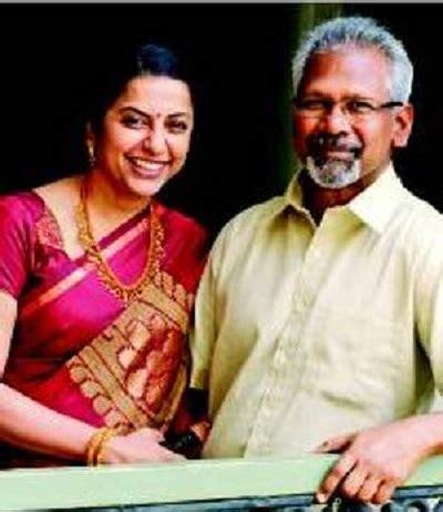 suhasini maniratnam family photos | celebrity family wiki