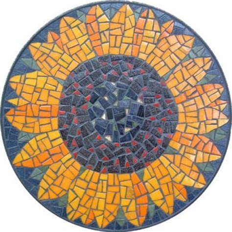 mosaic pattern kits kit mosaic pattern tile free patterns art pinterest