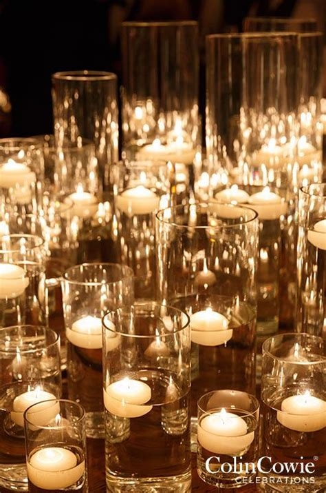 floating candle centerpieces for wedding 25 best ideas about floating candle holders on