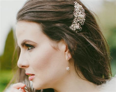 Vintage Inspired Wedding Hair Combs by Wedding Hair Combs Page 2 Jules Bridal Jewellery