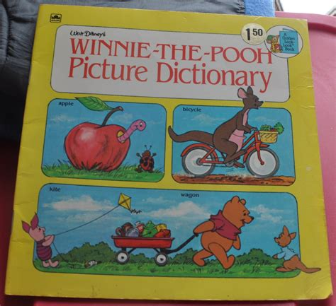 winnie the pooh picture book golden look look book disney s winnie the pooh picture