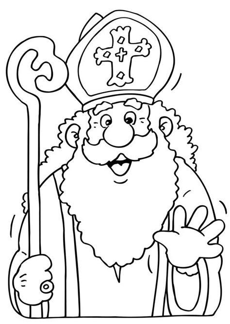 St Coloring Page coloriage nicolas dessin 224 imprimer sur coloriages info
