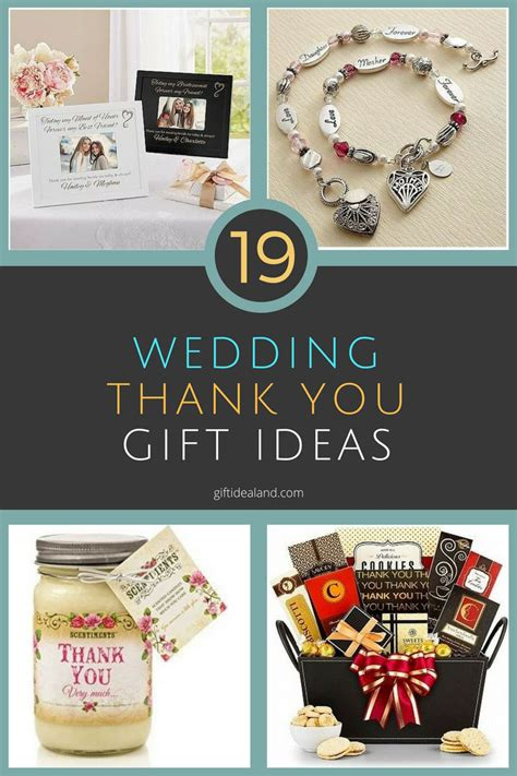 Wedding Gift Thank You by 19 Wedding Thank You Gift Ideas Everyone Will