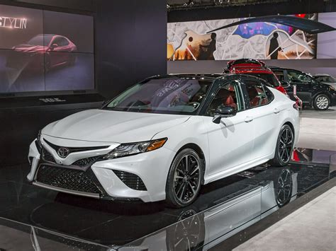 toyota camry 2019 2019 toyota camry xse redesign new car price update and