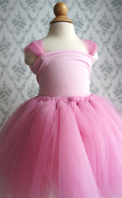 Baby Wine Tutu Dres flower dress pink tutu dress flower top baby tutu