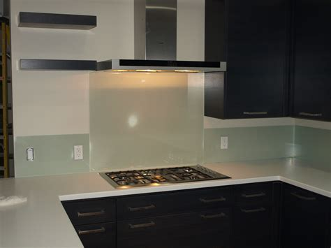 glass backsplash cost home designs