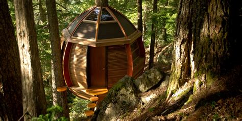 coolest treehouses coolest treehouses for adults aspire askmen