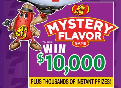 win 10 000 dollars jelly belly sweepstakes 2013 sweeps - Win 10000 Dollars Instantly