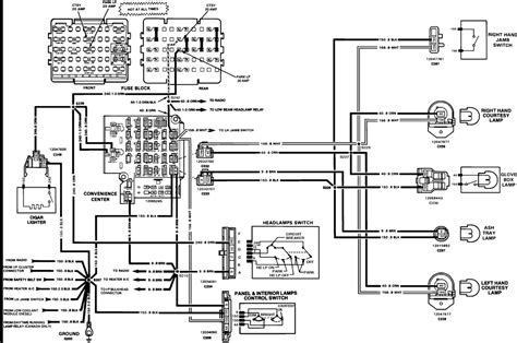 light switch wire diagram for 1994 chevy suburban wiring