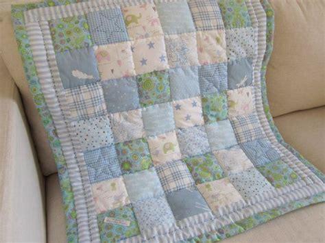 Patchwork Cot Quilt Kits - shabby chic baby patchwork cot quilt lapitekke2
