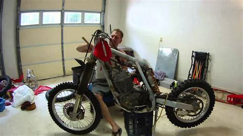 fastest motocross bike in the fastest dirt bike frame