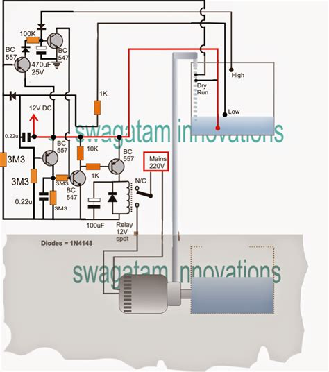 2wire submersible well wiring diagram
