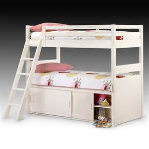 White Bunk Bed With Storage White Bunk Bed With Storage 4477 Furniture In Fashion
