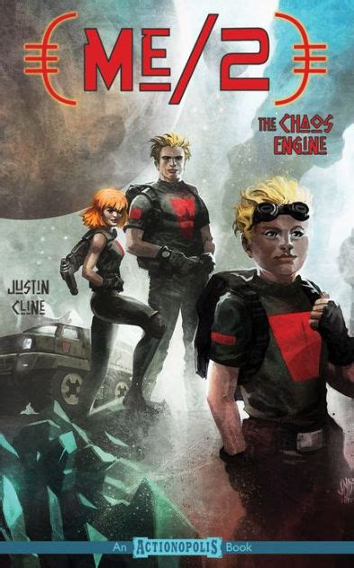 chaos engine  justin cline nook book  barnes noble